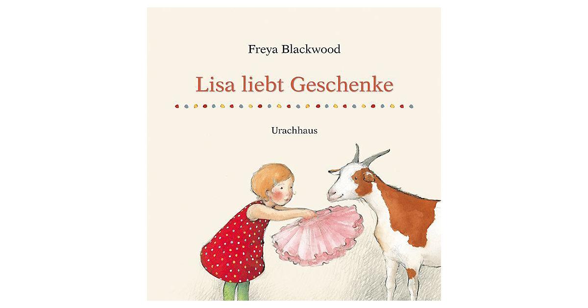 Buch - Lisa liebt Geschenke