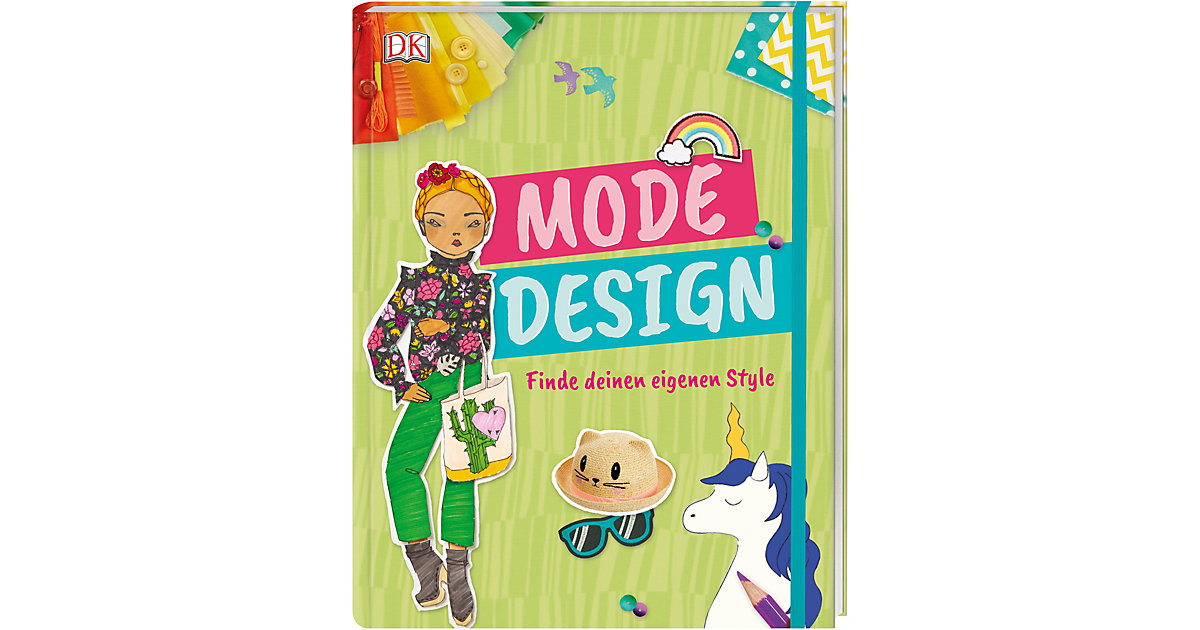 Buch - Mode-Design