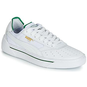 Puma  Sneaker CALI.WH-AMAZON GREEN-WH