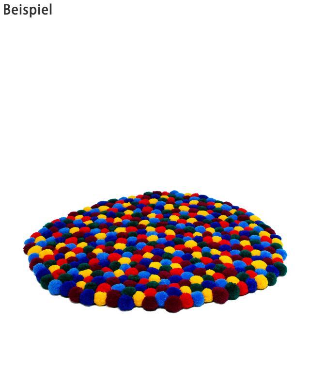 Wollpaket - Teppich