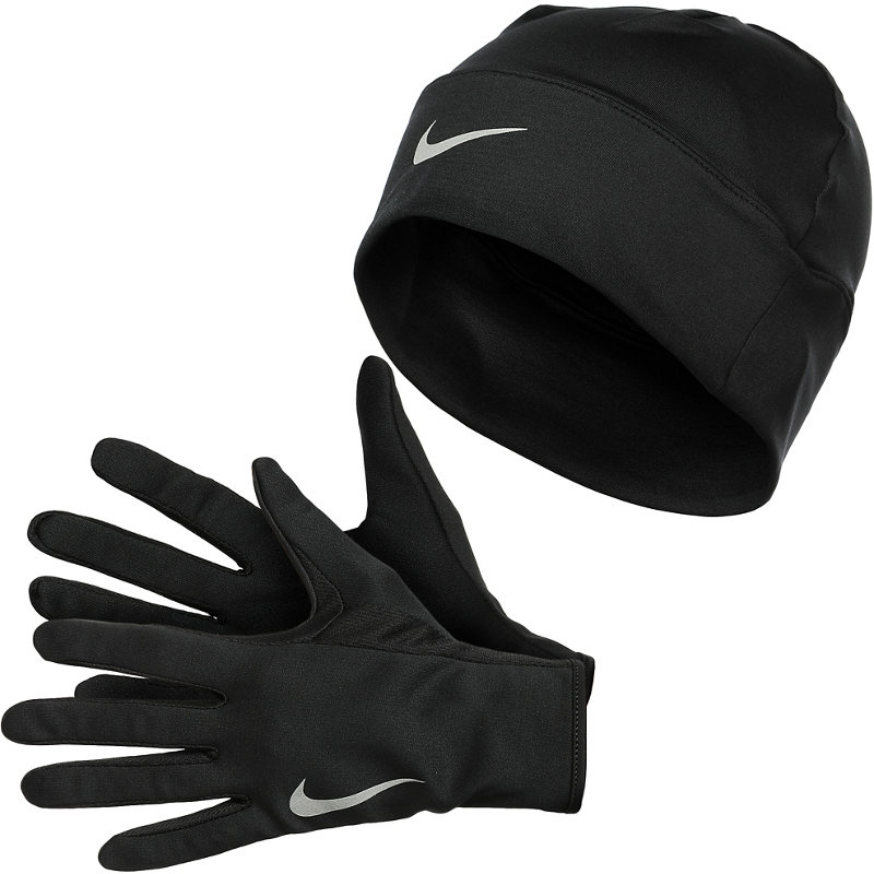 Nike DRY HAT AND GLOVE SET - Damen