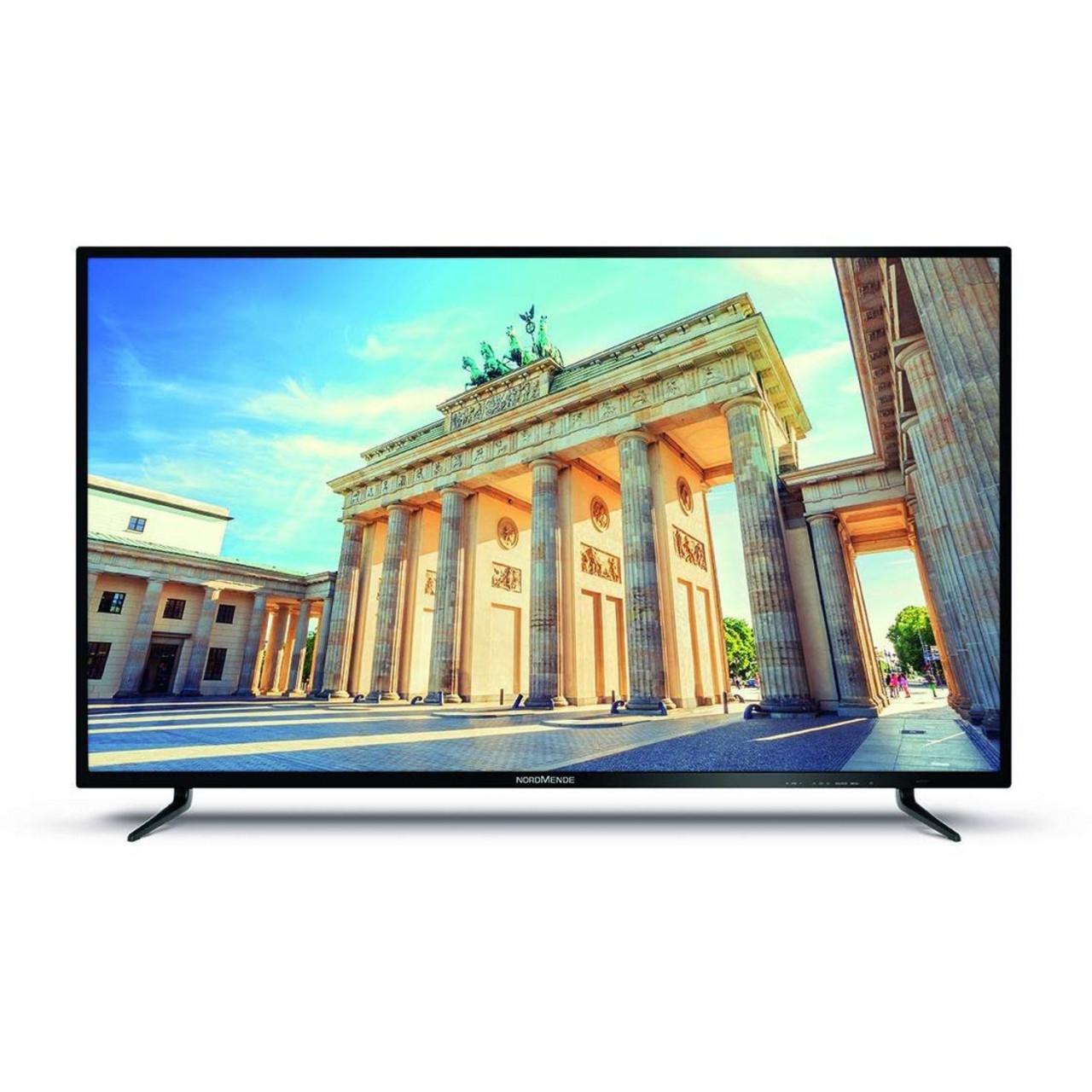 Wegavision UHD55A 139 cm (55 Zoll) 4K UHD Fernseher (Integrierter Triple-Tuner)