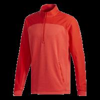 Adidas Go-To Halfzip Jacke Herren rot