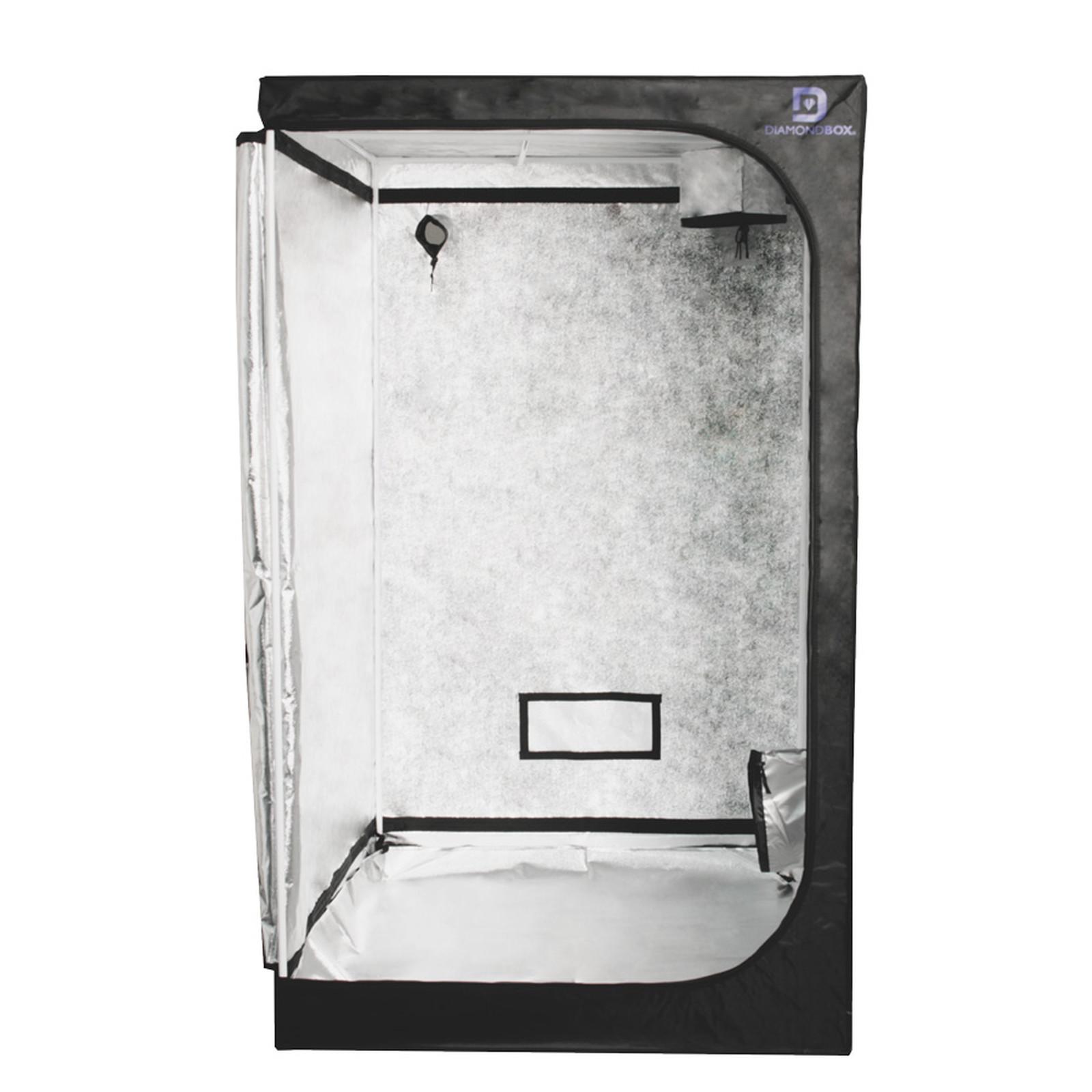 DiamondBox Silverline SL120 Growbox 120x120x200cm