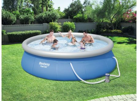 Fast Set Pool 396 x 84 cm