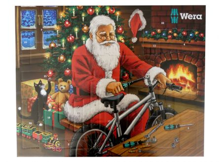 Wera- Adventskalender 2018