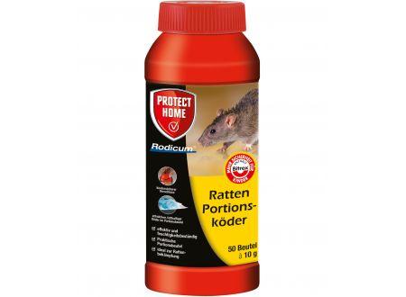 Protect Home Rodicum Ratten Portionsköder 500g