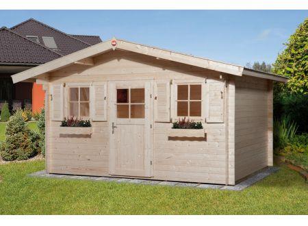 Gartenhaus 110  Ausführung:Größe 1