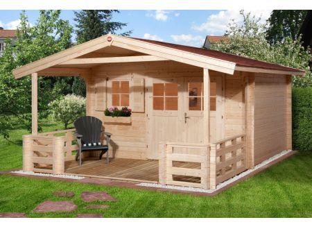 Gartenhaus 111 B  Ausführung:Größe 1