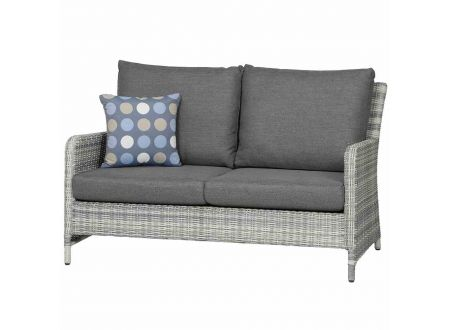 Soria Lounge Ausführung:2er Sofa Farbe:icegrey