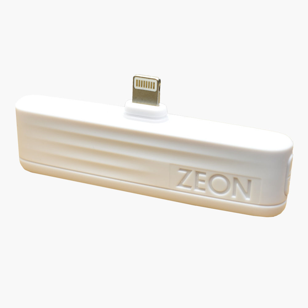UVC Desinfektions-Stick Weiß für iPhone