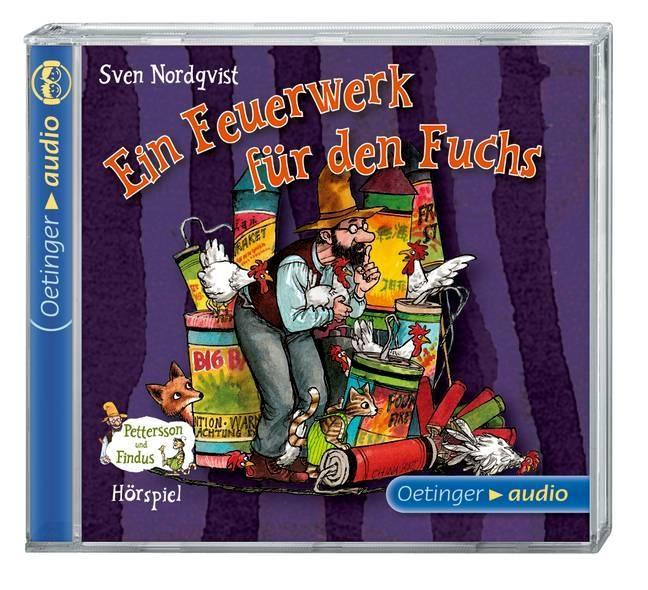 Ein Feuerwerk f�r den Fuchs, 1 Audio-CD