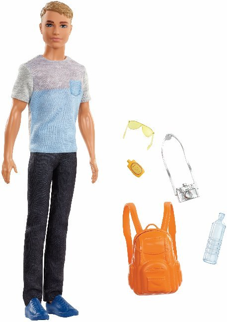 Barbie Travel Ken Puppe