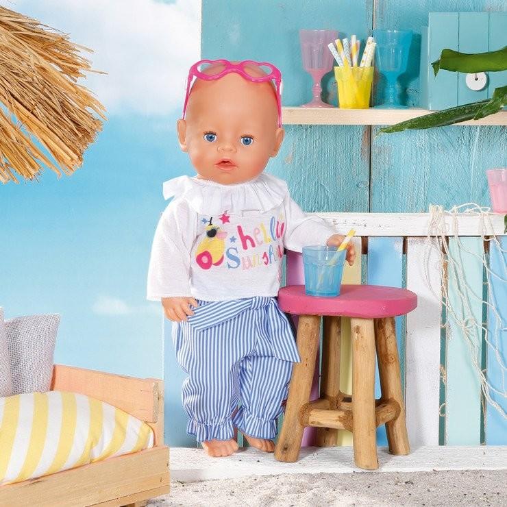 Zapf Creation� 828793 - BABY born Holiday Modeset Fr�hling, Puppenbekleidung, 43cm