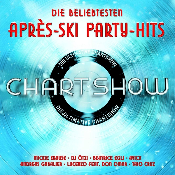 Die beliebtesten Apr�s-Ski Party-Hits, 2 Audio-CDs