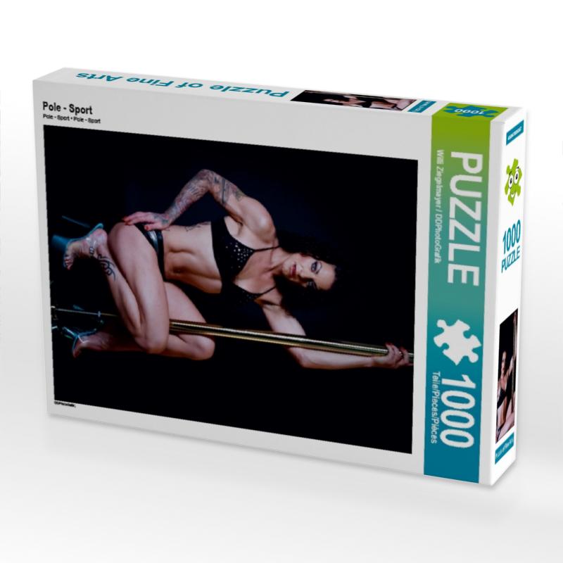 CALVENDO Puzzle Pole - Sport 1000 Teile Lege-Gr��e 48 x 64 cm Foto-Puzzle Bild von Ziegelmayer / DDPhotoGrafik Wi