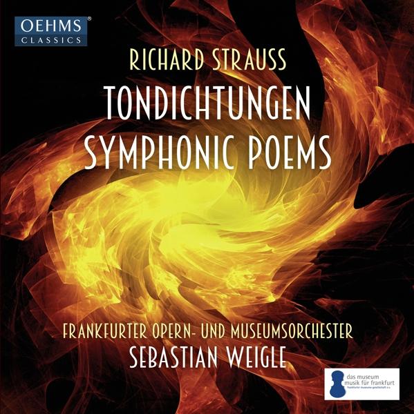 Richard Strauss-Tondichtungen
