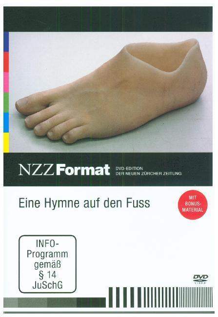 Eine Hymne auf den Fuss, 1 DVD
