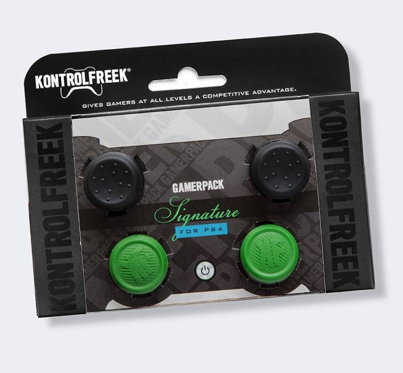 KontrolFreek Gamer Pack CQC Signature - ThumbStick Erweiterungen (PS4)