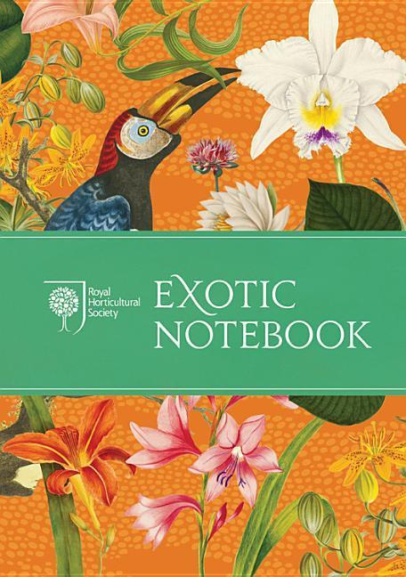 Exotic Notebook