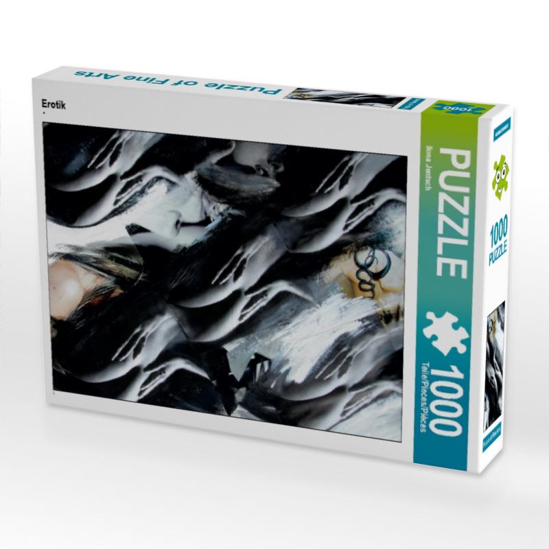 CALVENDO Puzzle Erotik 1000 Teile Lege-Gr��e 48 x 64 cm Foto-Puzzle Bild von Jentsch Ilona