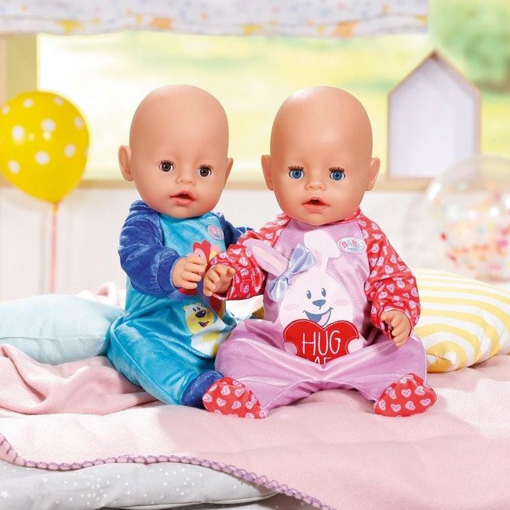 Zapf Creation� 828250 - BABY born Strampler, Puppenbekleidung, 43cm