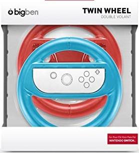 wheel duo pack (rot/blau)