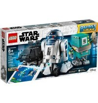 LEGO� 75253 - Star Wars, Boost Droide, App-gesteuerte und programmierbare Roboter, Programmierset f�r Kinder, Roboterspielzeug