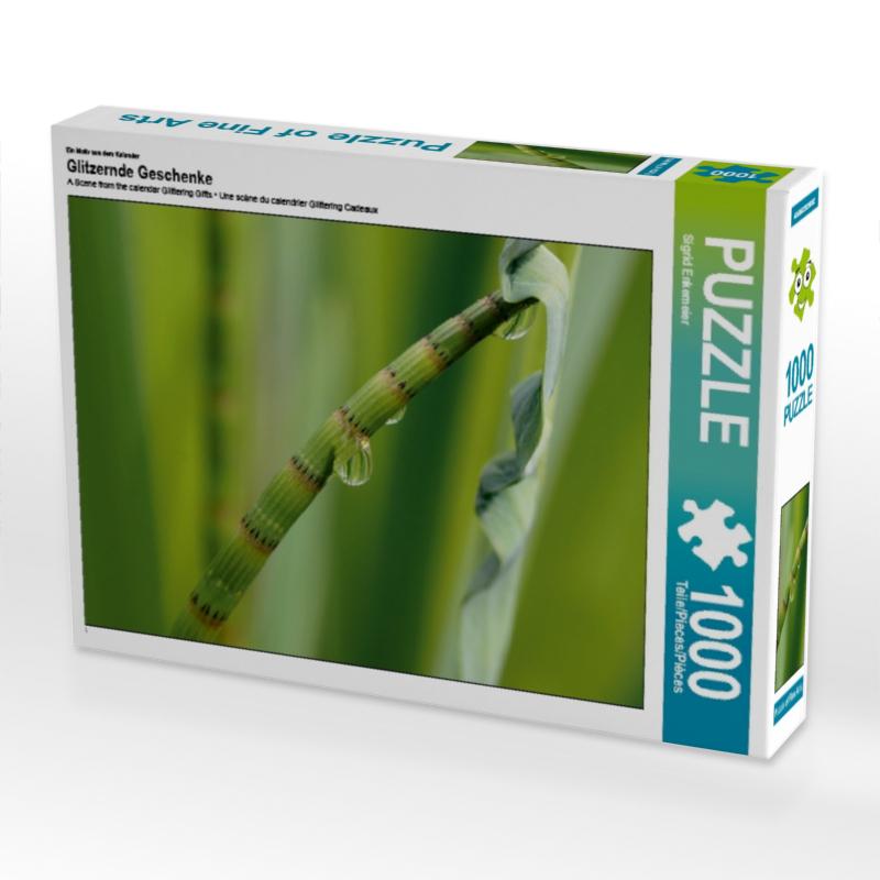 CALVENDO Puzzle Glitzernde Geschenke 1000 Teile Lege-Gr��e 64 x 48 cm Foto-Puzzle Bild von Enkemeier Sigrid