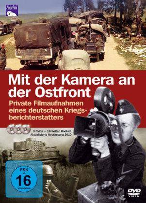 Mit der Kamera an der Ostfront, 3 DVDs
