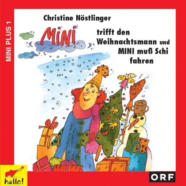 Mini trifft den Weihnachtsmann