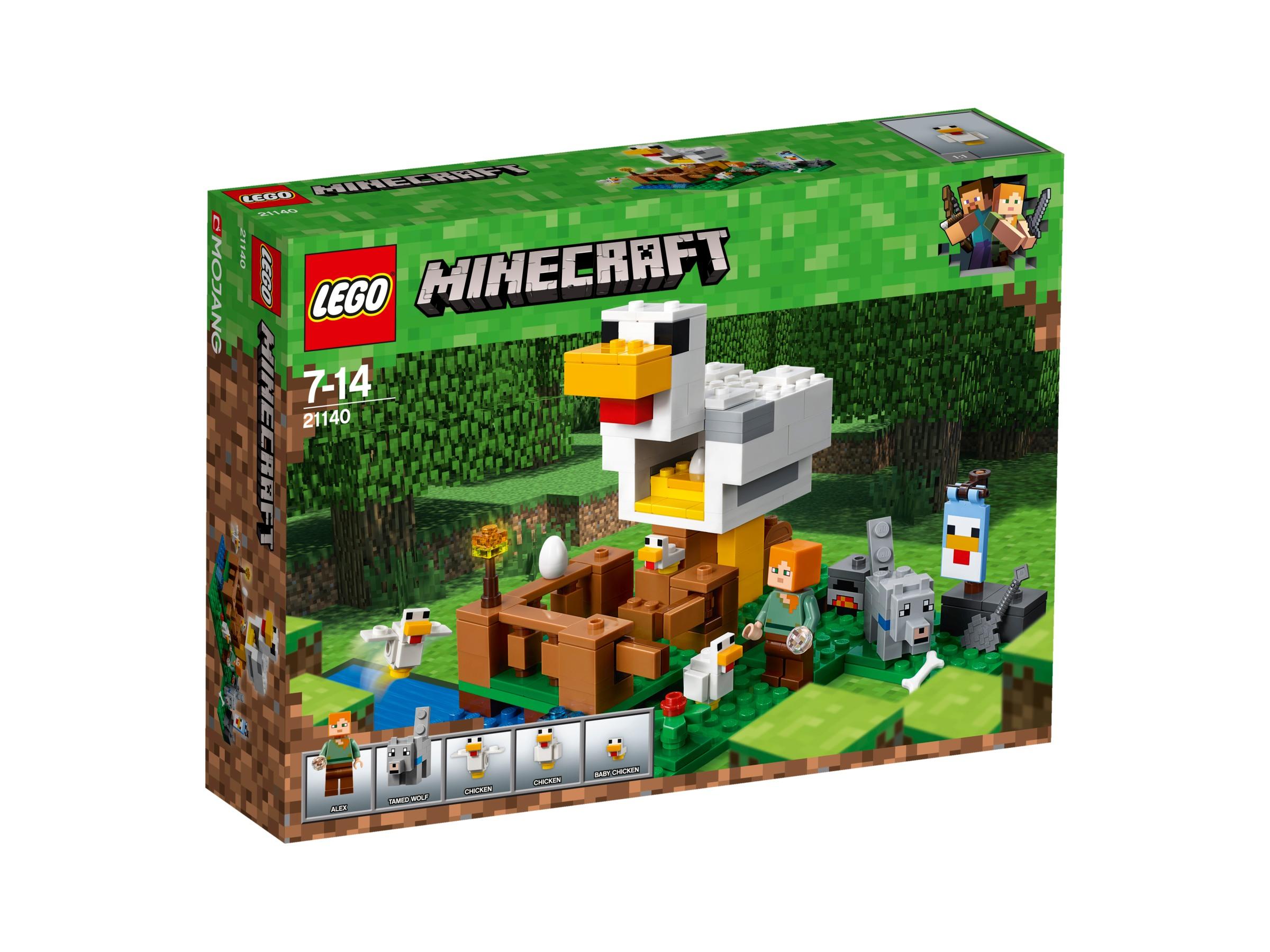 LEGO Minecraft? 21140 H�hnerstall