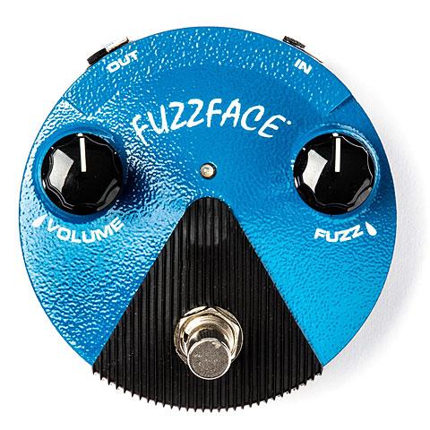 Dunlop FFM1 Fuzz Face Mini Silicon Effekte