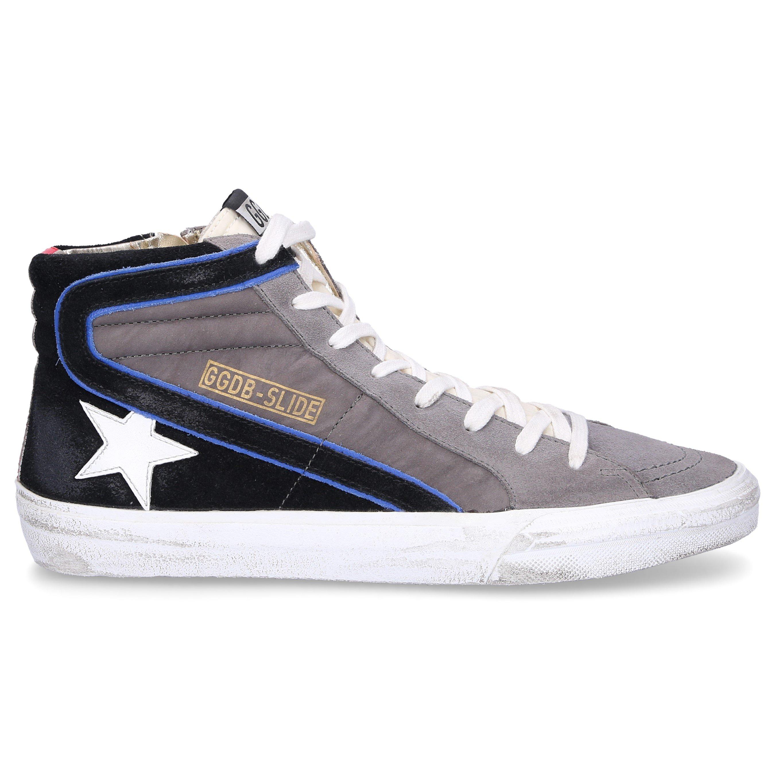 Sneaker high SLIDE  Used grau