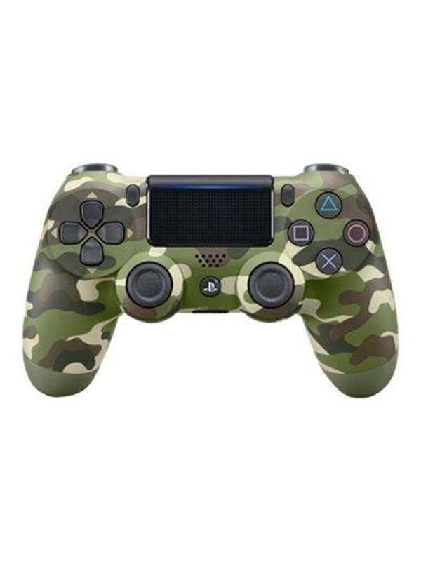 Sony Playstation 4 Dualshock v2 - Green Camo - Gamepad - Sony PlayStation 4