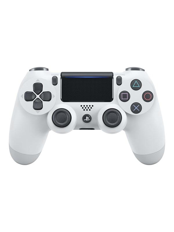 Sony Playstation 4 Dualshock v2 - White - Gamepad - Sony PlayStation 4