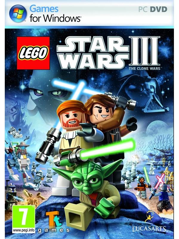 LEGO Star Wars 3: The Clone Wars - Windows - Action/Abenteuer - PEGI 7