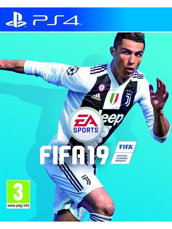 Fifa 19 - Sony PlayStation 4 - Sport - PEGI 3