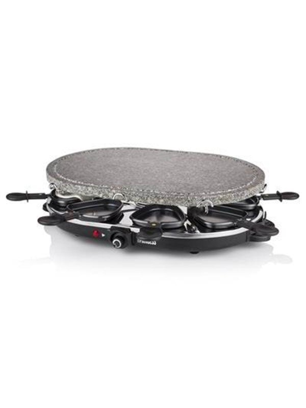 Princess Raclette 8 Oval Stone Grill Party - raclette/hot stone