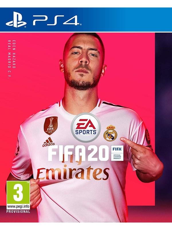 Fifa 20 - Sony PlayStation 4 - Sport - PEGI 3