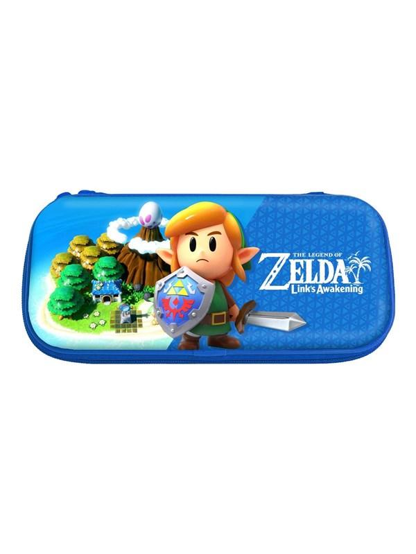 HORI Legend of Zelda: Link's Awakening Edition Hard Pouch for Nintendo Switch - Bag - Nintendo Switch