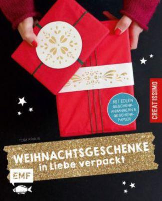 Buch - Creatissimo: Weihnachtsgeschenke in Liebe verpackt