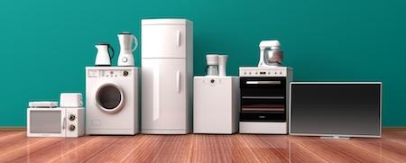 Haushalts- und Elektrogeräte auf Raten kaufen