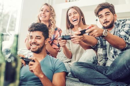 Spielkonsolen und Games auf Raten kaufen