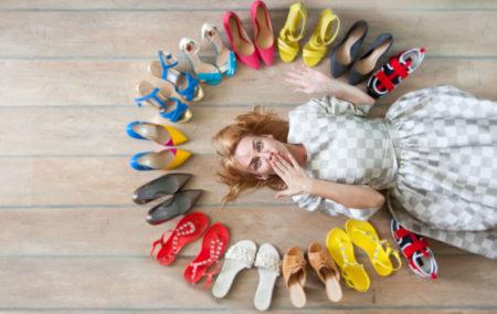 Schuhe auf Raten kaufen