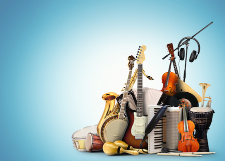 Instrumentenkauf mit Ratenzahlung