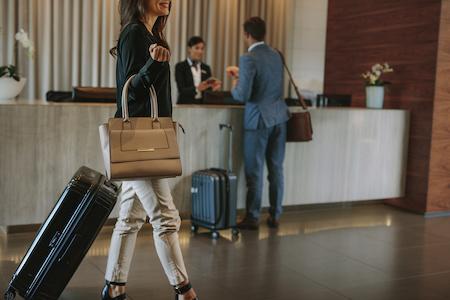 Taschen und Koffer mit dem Ratenkauf erwerben