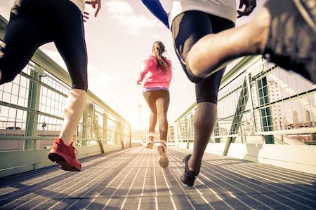 Laufen und Walking Artikel mit Rechnung bestellen