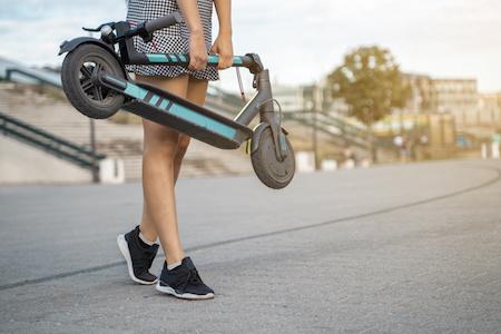 Elektro Scooter auf Raten kaufen
