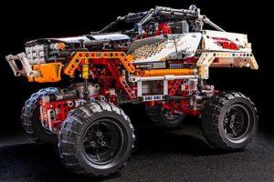 Lego Technic auf Raten kaufen